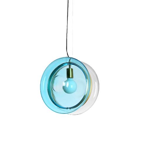 Подвесной светильник копия Orbital by Bomma (голубой)