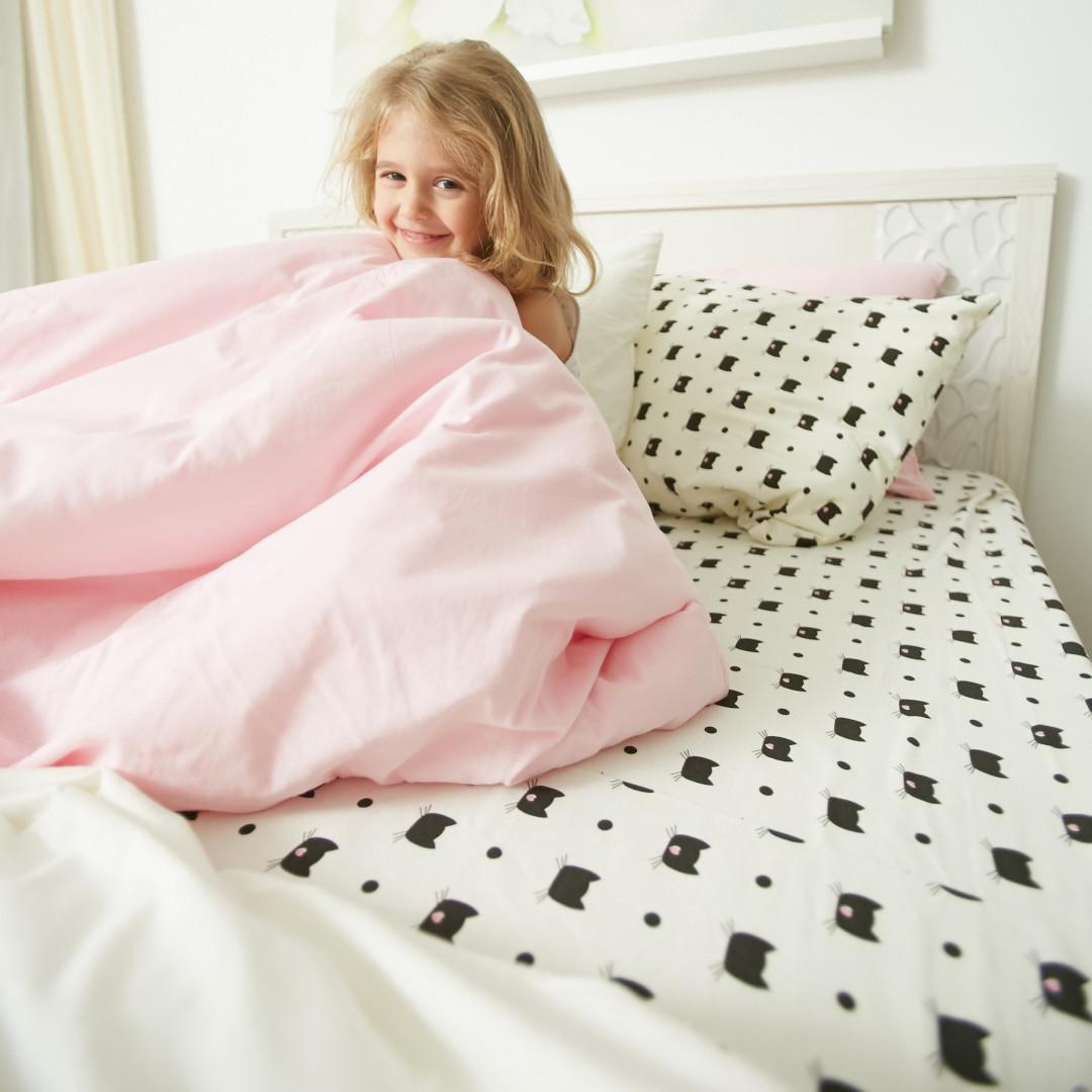 КОТЫ УСАТЫЕ - комплект постельного белья