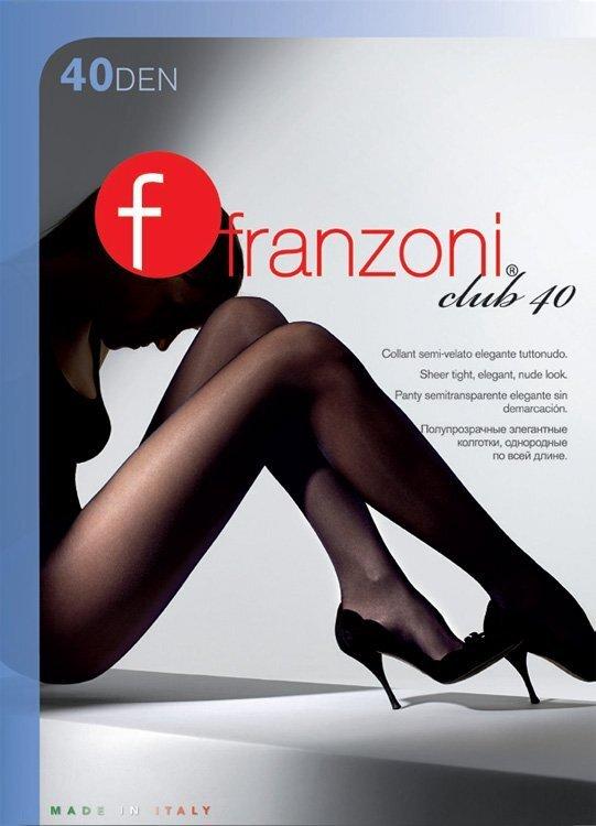 Franzoni Club 40 колготки женские