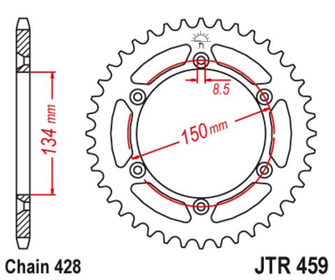 JTR459