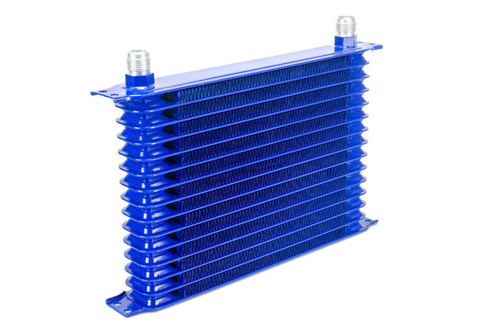 купить Радиатор масляного охлаждения 15 рядов AN10 Trust style