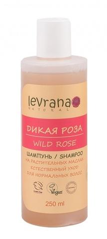 Levrana шампунь для нормальных волос «Дикая роза» 250 мл