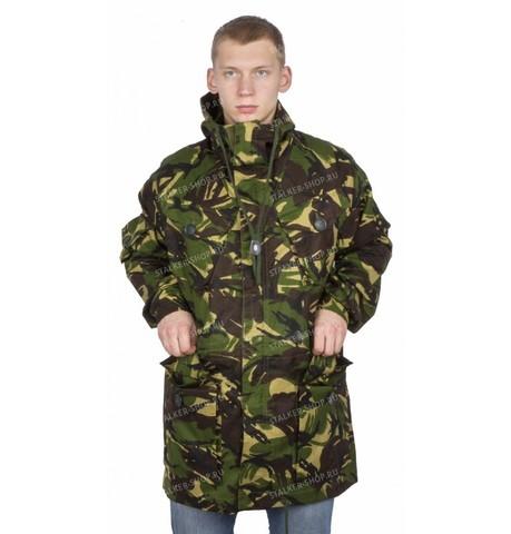 Куртка SAS DPM с капюшоном новая
