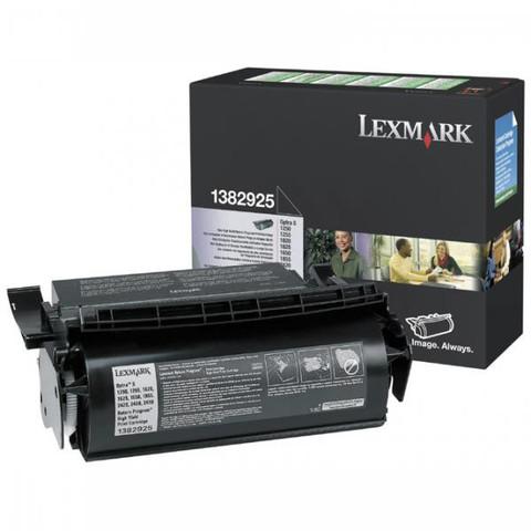 Оригинальный картридж Lexmark 1382925 черный