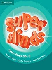 Super Minds 3 Class CDs(3)