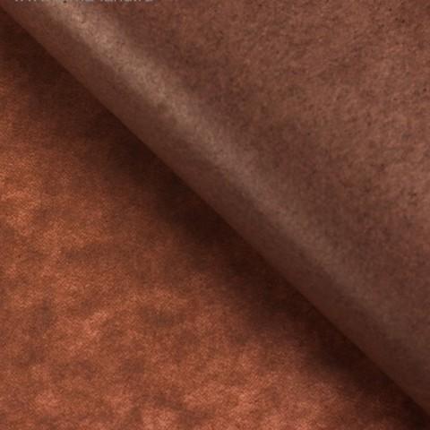 Бумага упаковочная тишью, коричневый, 50 х 66 см