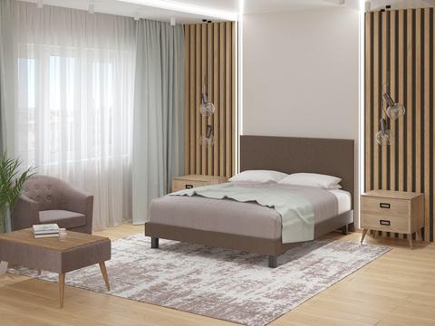Кровать Proson Berlin Boxspring Standart с основанием