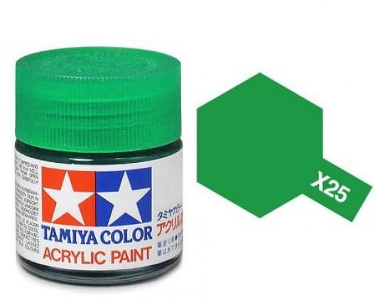Tamiya Акрил X-25 Краска Tamiya, Прозрачный Зеленый (Clear Green), акрил 10мл import_files_b9_b9307eec5a8411e4bc9550465d8a474f_e3fbec275b5511e4b26b002643f9dbb0.jpg