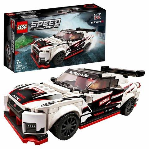 Конструктор LEGO Speed Champions 76896 Nissan GT-R NISMO