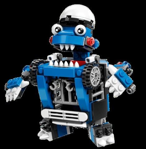LEGO Mixels: Тикетц 41556 — Tiketz — Лего Миксели