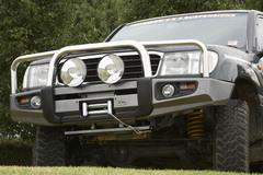 Бампер силовой Protector Toyota Landcruiser 100