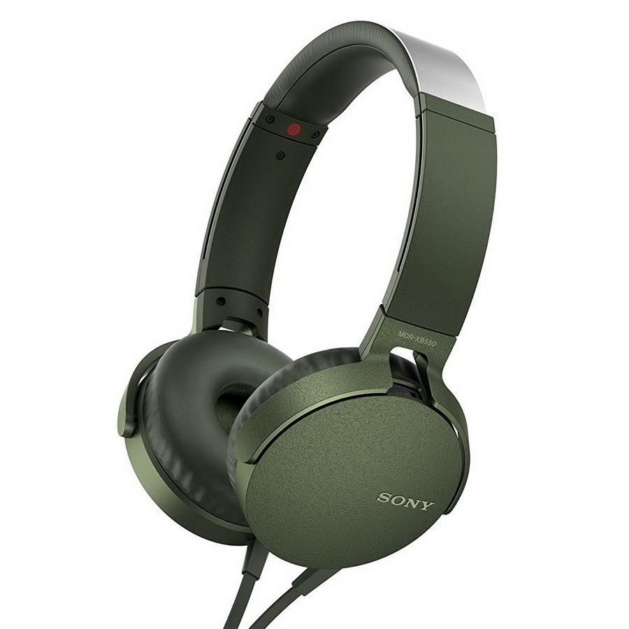 MDR-XB550APG наушники Sony купить в Sony Centre Воронеж