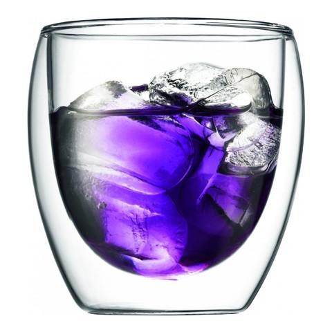 Набор бокалов Bodum Pavina (2 шт. по 0,25 литра)