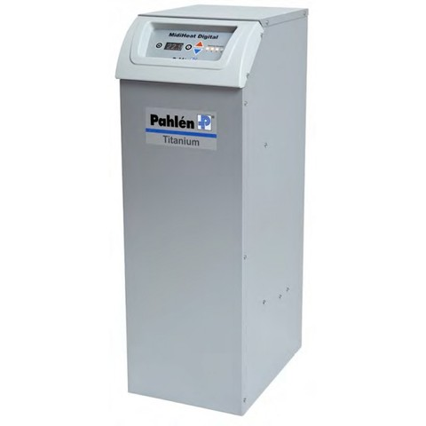 Водонагреватель Pahlen Midi Heat EHD 18 кВт (2х9) 380В цифровой, тэн титан