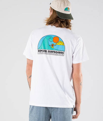 RIP CURL Anime Session SS Tee