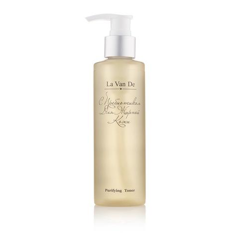 La Van De Тоник для жирной кожи с пребиотиками Purifying  toner