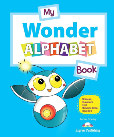 i-Wonder ALPHABET BOOK