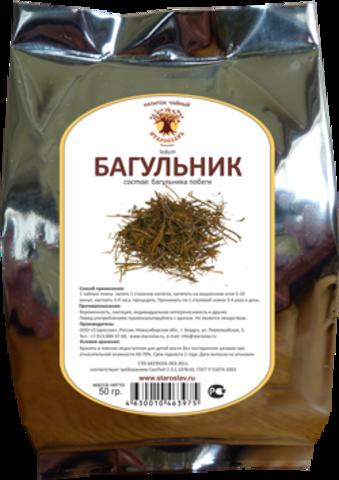 Багульник (побеги, 50 гр.) (Старослав)