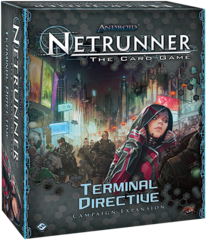 Android: Netrunner LCG. Terminal Directive