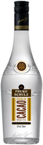 Ликер Fruko Schulz Creme de Cacao White, 0.7 л