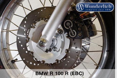 EBC Тормозной диск 285мм - правый