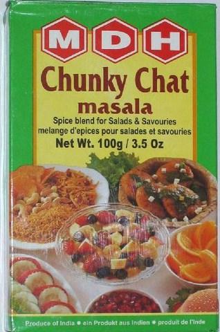 Приправа для салата Чанки Чат 100 г MDH