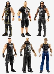 Рестлеры WWE фигурки Интерактивные со звуком серия 1