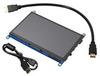 """Цветной сенсорный HDMI-дисплей для Raspberry Pi 1024×600 / 7"""""""