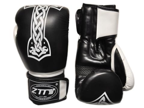 Перчатки боксёрские HAMMER. Размер 10 унций: hammer-10#