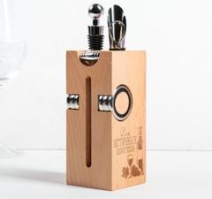 Подарочный набор для вина Для истинных ценителей, фото 3