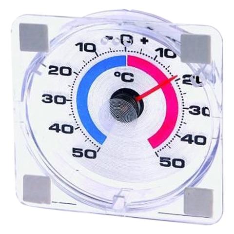 Термометр 76 x 76 x 23 мм, на карточке, серия Baking, 52122280, Westmark, Германия