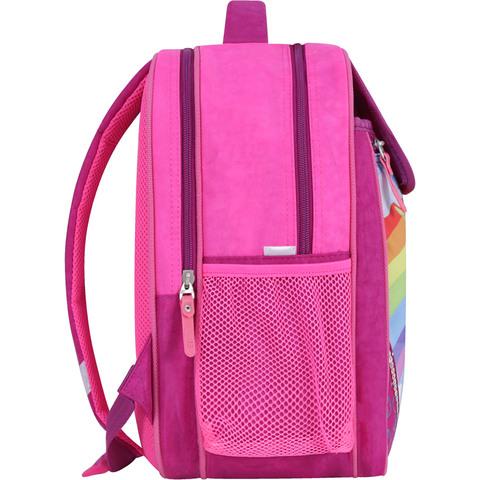Рюкзак школьный Bagland Отличник 20 л. 143 малина 676 (0058070)