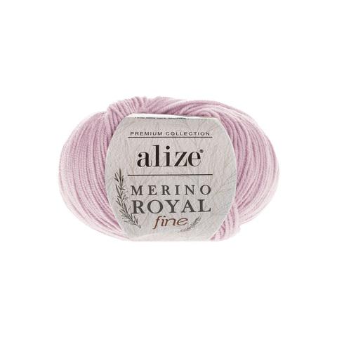 Alize Merino Royal Fine светло-розовый 31