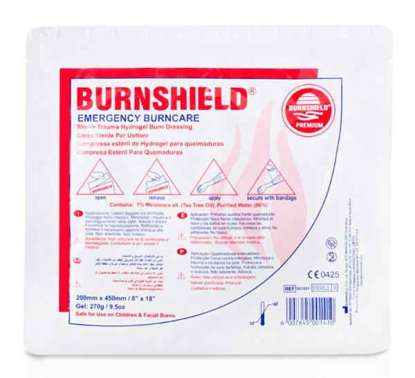 Противоожоговая повязка BurnShield 20х45 см
