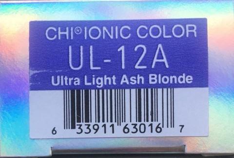 Крем-краска CHI Ионик UL-12 А 85 гр