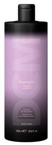 Шампунь для защиты цвета и восстановления окрашенных волос с Keratin Complex -
