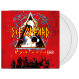 Def Leppard / Hysteria At The O2 (Limited Edition)(Clear Vinyl)(2LP)