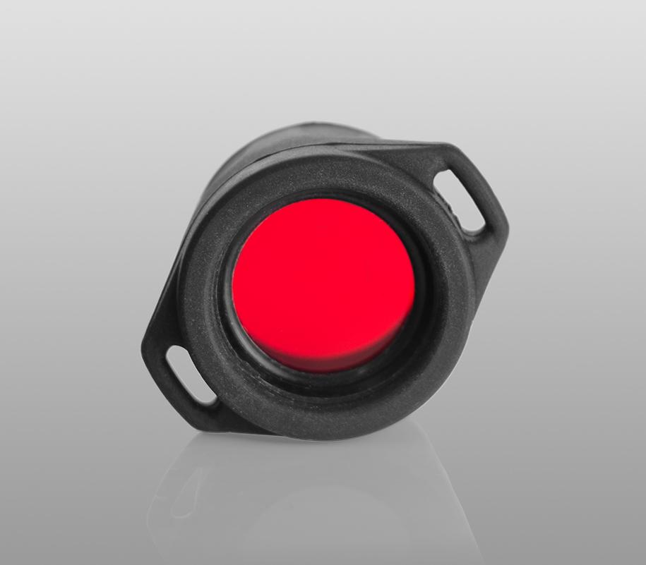 Красный фильтр Armytek для фонарей Prime/Partner - фото 1