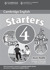 C Young LET 2Ed 4 Starters 4  Answer Booklet