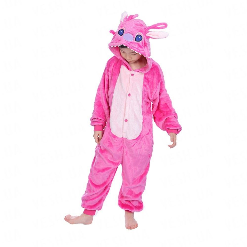 Плюшевые пижамы Розовый Стич детский 853f9cf40ab57c18788d87215e5144b1.jpg