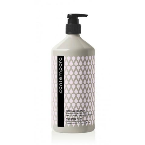 Кондиционер для сохранения цвета с маслом облепихи и маслом граната Barex