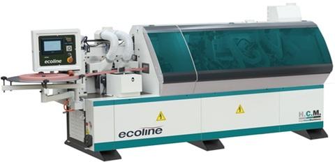 Кромкооблицовочный станок HCM 100T ecoline