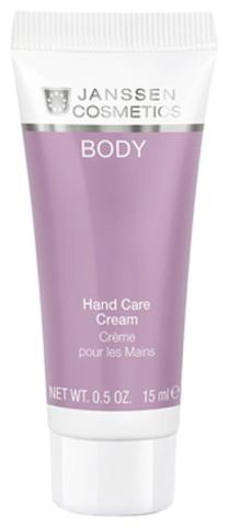 Увлажняющий восстанавливающий крем для рук,Janssen Cosmetics, 15 мл.