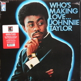 Johnnie Taylor / Who's Making Love (LP)