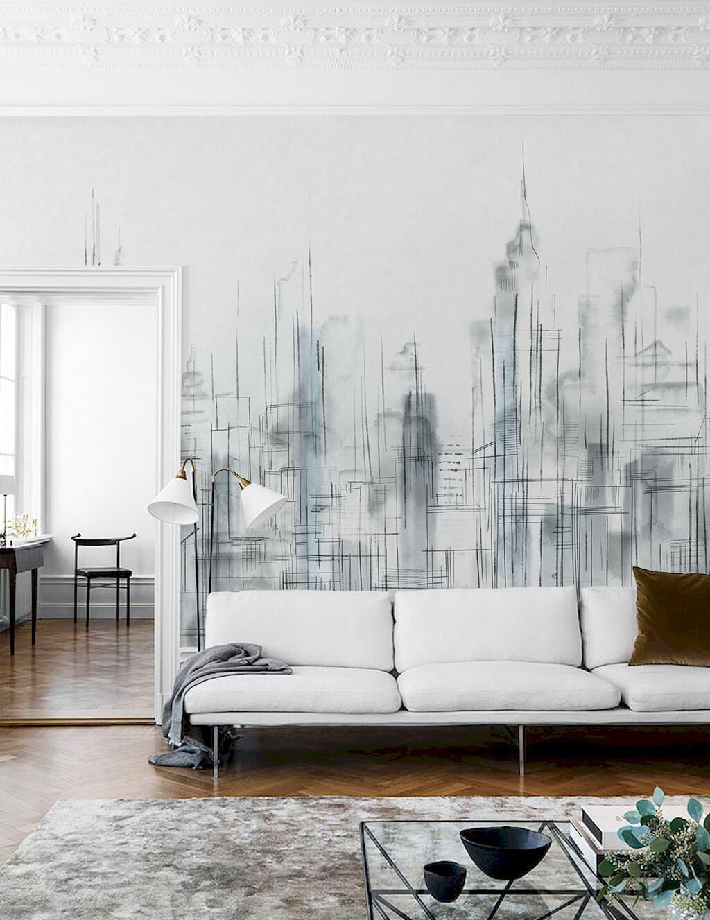 Дизайнерские обои Respace Нью-Йорк - вид 1