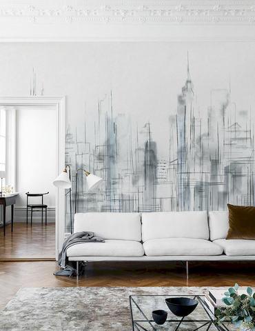 Дизайнерские обои Respace Нью-Йорк