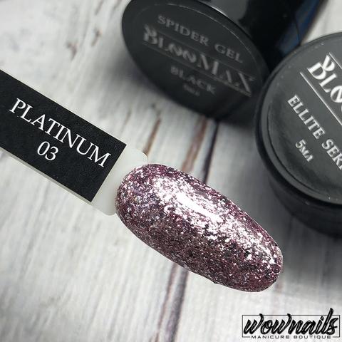 BlooMaX platinum 03 гель краска