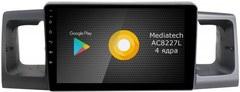 Штатная магнитола на Android 8.1 для Toyota Corolla 12-16 Roximo S10 RS-1101