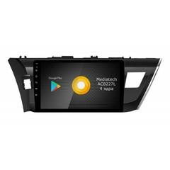 Штатная магнитола на Android 8.1 для Toyota Corolla E160 Roximo S10 RS-1103