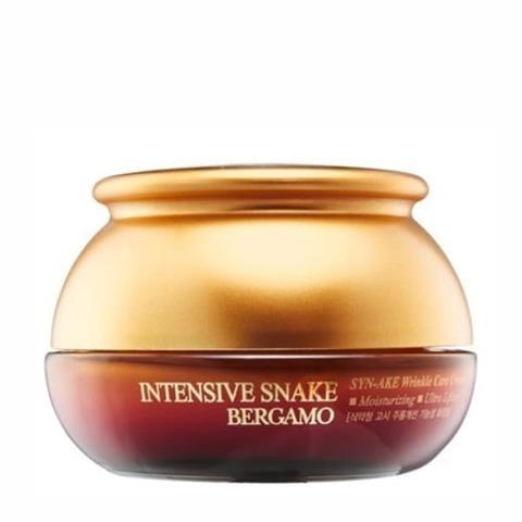BERGAMO Intensive Snake Syn-ake Wrinkle Care Cream